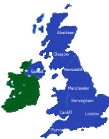 UK Map